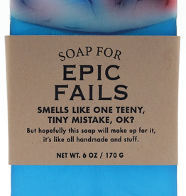 Whiskey River Soap Co. - Epic Fails Soap