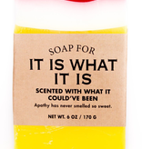 Personal Care Whiskey River Soap Company - It Is What It Is Soap