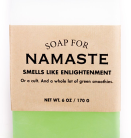 Personal Care Whiskey River Soap Company - Namaste - Soap