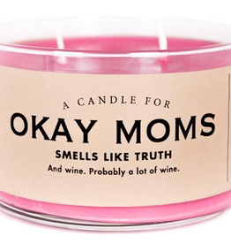 General Gift Whiskey River Soap Company - Okay For Moms - Candle