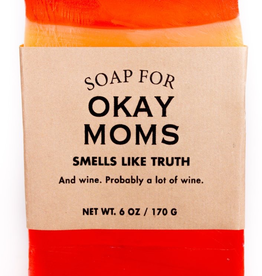 Personal Care Whiskey River Soap Company - Okay Moms - Soap