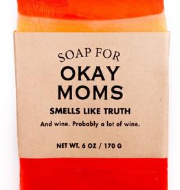 Whiskey River Soap Co. - Okay Moms Soap