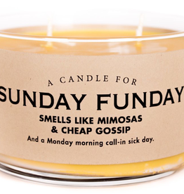 Whiskey River Soap Company - Sunday Funday-Candle