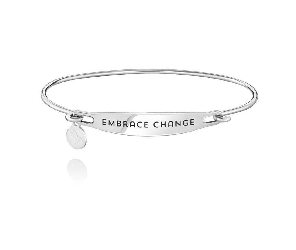 Chamilia Embrace Change ID Bangle - SS - S/M