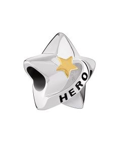 Chamilia HERO STAR Gold Electroplating