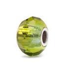 TROLLBEADS - Green Prism