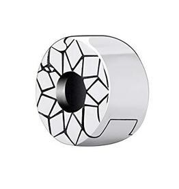 Glimmer Lock - Iridescent Crystal Swarovski