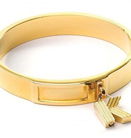 Spartina 449 Charm Bangle Gold