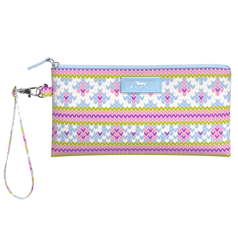 Scout - Kate Wristlet - Gosh Yarn It