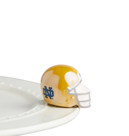 Nora Fleming - Notre Dame Helmet Attachment
