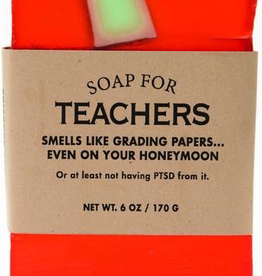 Whiskey River Soap Co. - Teachers Soap