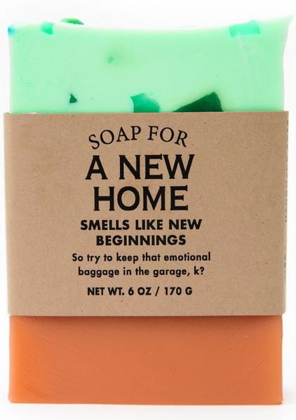 General Gift Whiskey River Soap Company - A New Home - Soap