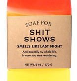 Personal Care Whiskey River Soap Company - Shit Shows-Soap