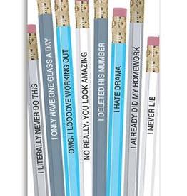 Whiskey River Soap Co. - Little White Lies Pencils