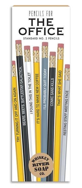 Personal Care Whiskey River Soap Company - The Office Pencils
