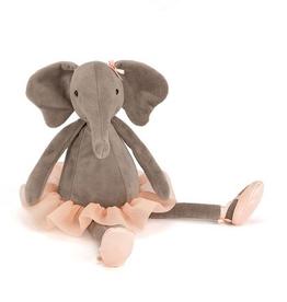 Jellycat Dancing Darcy Elephant