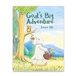 Jellycat Goat's Big Adventure Book