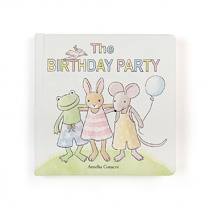Jellycat - The Birthday Party Book