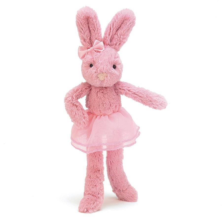 Jellycat Tutu Lulu Pink Bunny