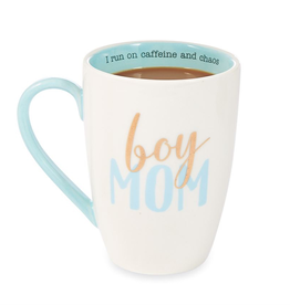 Mud Pie Boy Mom Mug