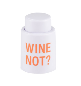 About Face Designs - Wine Not? Wine Stopper
