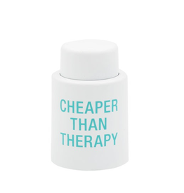 About Face Designs - Therapy Wine Stopper