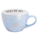 About Face Designs - Nurses are Gems Mug