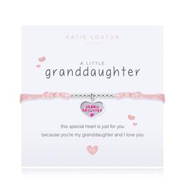 Katie Loxton - A Little Granddaughter Bracelet