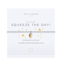 Katie Loxton - A Little Squeeze the Day Bracelet