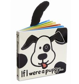 Jellycat - If I Were A Puppy Book