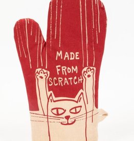 "Blue Q - ""Made from Scratch"" Oven Mitt"