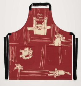 """Blue Q - """"Made from Scratch"""" Apron"""