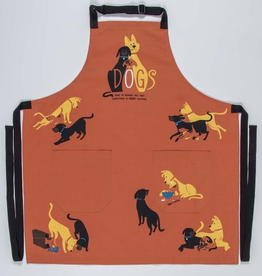 "Blue Q - ""Dogs"" Apron"