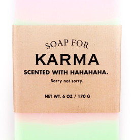 Whiskey River Soap Co. - Karma Soap