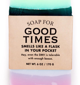 Whiskey River Soap Co. - Good Times Soap
