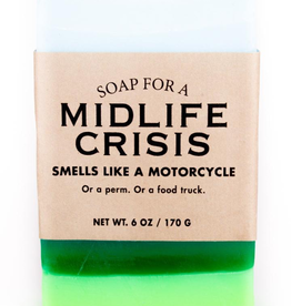 Whiskey River Soap Co. - Midlife Crisis Soap