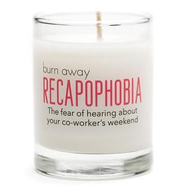 Whiskey River Soap Co. - Recapophobia Candle