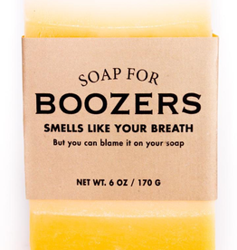 Whiskey River Soap Co. - Boozer Soap