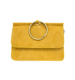 Joy Susan - Yellow Aria Ring Bag