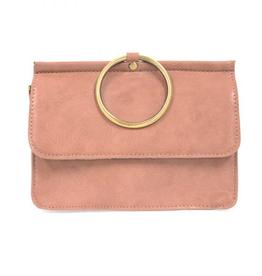 Joy Susan - Mauve Aria Ring Bag