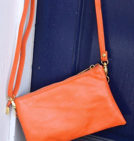 Caroline Hill - Orange Liz Crossbody