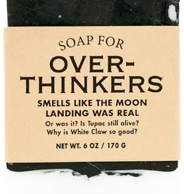 Whiskey River Soap Company - Overthinkers Soap