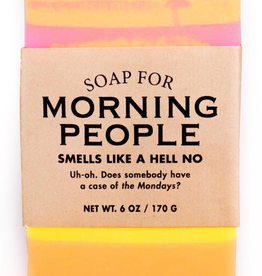Whiskey River Soap Co. - Morning People Soap
