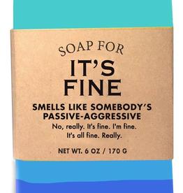 Whiskey River Soap Company - It's Fine Soap