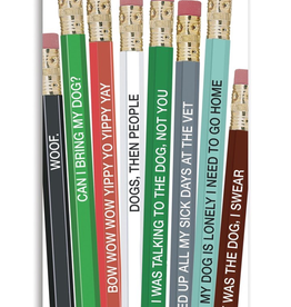 Whiskey River Soap Company - Dog People Pencils