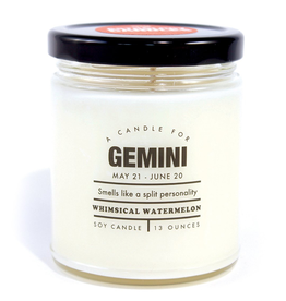 Whiskey River Soap Company - Gemini Candle
