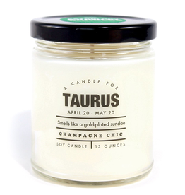 Whiskey River Soap Company - Taurus Candle