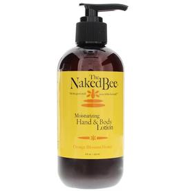 The Naked Bee - Citron & Honey 8 oz. Pump Hand & Body Lotion