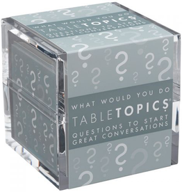 TableTopics: What Would You Do