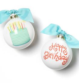 Coton Colors: Happy Birthday Ornament